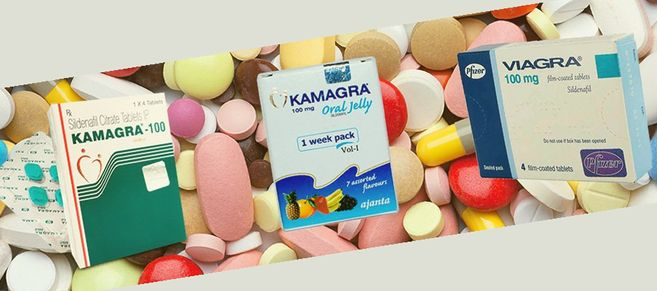 Kamagra: Effect and the Difference with Viagra
